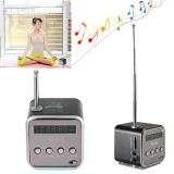 Best Reviews Of Portable Usb Stereo Super Bass Speaker Sd Tf Card Music Sport Speaker Black Intl