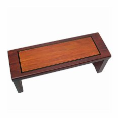 Pplus Meditation Foldable Bench for Kneeling Prayer (Brown) (Intl)
