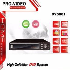 Sale Pro Video Hd Dvd Player Dy5001 Pro Video Original