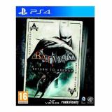Ps4 Batman Return To Arkham Coupon Code