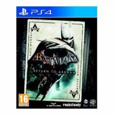 Latest Ps4 Batman Return To Arkham