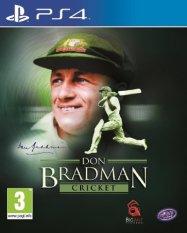 Ps4 Don Bradman Cricket For Sale Online