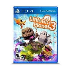 Ps4 Little Big Planet 3 Lowest Price