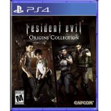 Latest Ps4 Resident Evil Origins Collection