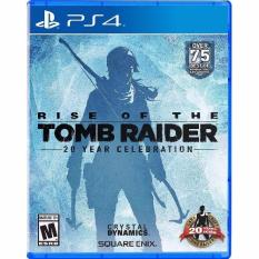Buy Ps4 Rise Of The Tomb Raider 20 Year Celebration Singapore