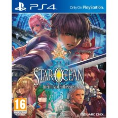 Ps4 Star Ocean Integrity And Faithlessness R2 English Square Enix Cheap On Singapore