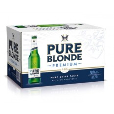 Pure Blonde Ultra Low Carb (335ml X 24 Bottle Carton) By The Alcohol Gentlemen.