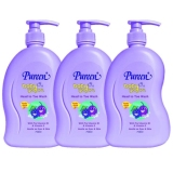 Price Comparisons Pureen Baby Yogurt Head To Toe Wash Blackcurrant Plum Flavour 750Ml X 3 Bottles
