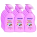 Purchase Pureen Baby Yogurt Head To Toe Wash Peach Cherry Flavour 750Ml X 12 Bottles Carton Pack Online