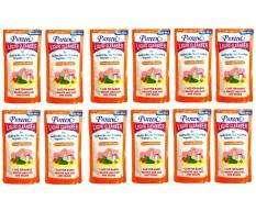 Buy Pureen Liquid Cleanser Orange Refill Pack 600Ml X 12 Packs Carton Pack Cheap Singapore