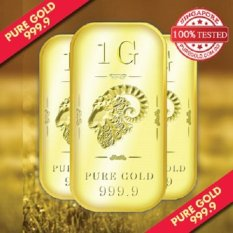 Price Comparisons Puregold 1G Golden Goat Gold Bar 999 9