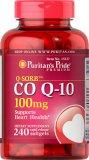 Buy Puritan S Pride Q Sorb™ Co Q 10 100 Mg 240 Softgels Item 015137 Cheap On Singapore