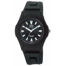 Q Q Vp94J006Y By Citizen Black Resin Black Dial Analog Sports Watch In Stock