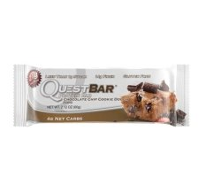 Quest Nutrition Bars (chocolate Chip Cookie Dough) Box Of 12 By The Fitness Grocer.