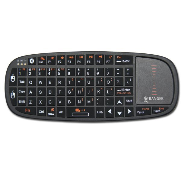 Ranger Palmtop Keyboard II (For Smart Phones and tablets as well as PC Devices) - Bluetooth Keyboard Singapore