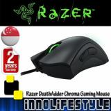 Buy Razer Deathadder Chroma Multi Color Ergonomic Gaming Mouse On Singapore