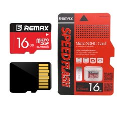 Where To Shop For Remax Original 16Gb Tf Micro Sd Class 10 High Speed Flash Memory Card For Digital Cameras And Smartphones