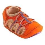 Low Price Rileyroos Patrick Orange Baby Shoes