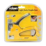 Top 10 Rolson 44320 Staple Gun 4 8Mm With 200Pcs Staples