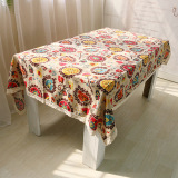 The Cheapest Rondaful 1X F:140 200 Lacework Dining Tablecloth Multi Functional Table Cloth For Party Picnic Outdoor Online