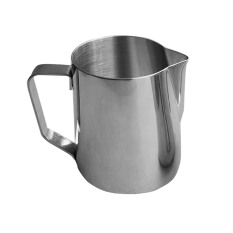 Top Rated Rondaful New 500Ml Stainless Steel Frothing Pitcher For Espresso Machines Milk Frothers Latte Art 500Ml