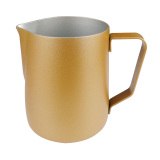 Rondaful New 600Ml Milk Jug Frothing Espresso Cappuccino Stainless Steel Colorul Non Stick Ct Online