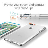 Low Cost Roybens Ultra Thin Crystal Hybrid Soft Case Cover For Iphone 7 Plus Clear