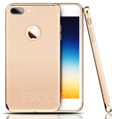 Review Roybens Ultra Thin Shockproof Armor Back Case Cover For Apple Iphone 7 Plus Gold Export Intl On China
