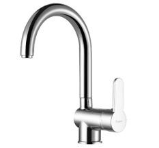 Sale Rubine Picco 3943C Stainless Steel Sink Tap Rubine