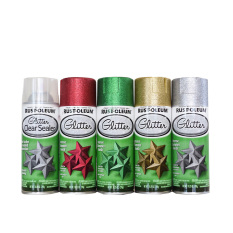 Rust Oleum Glitter Spray Gold Deal