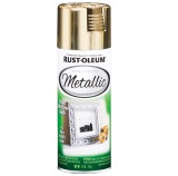 Best Rust Oleum Specialty Metallic Spray 11Oz Gold