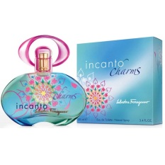 Salvatore Ferragamo Incanto Charms For Women 100Ml Edt Spray Shopping