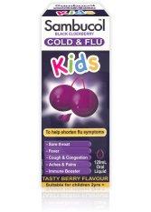 Buy Sambucol Black Elderberry Kids Cold Flu 120Ml Fresh Stocks