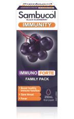 Discount Sambucol Immuno Forte Liquid Family Pack 250Ml