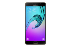 Review Samsung Galaxy A5 2016 Lte 16Gb Gold On Singapore