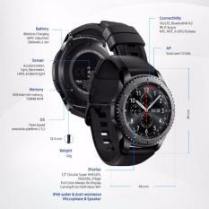 Price Samsung Gear S3 Frontier Smart Watch Samsung Singapore