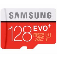 Sale Samsung Micro Sdxc Card 128Gb Evo Plus Class 10 With Sd Adapter On Singapore