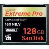 Buy Cheap Sandisk 128Gb Extreme Pro Cf 160Mb S Sdcfxps 128G X46 W 150Mb S