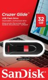 Sandisk Cruzer Glide 32Gb Usb 2 Flash Drive Sandisk Cheap On Singapore
