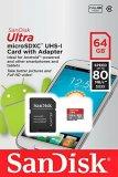 Sale Sandisk Ultra Microsdxc Class 10 64Gb Sdsqunc 064G Gn6Ma 80Mb S Sandisk Online