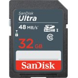Top Rated Sandisk Ultra Sd 32Gb 48Mb S Memory Card Sdhc Class 10