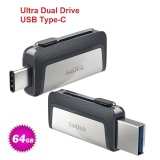 Buy Sandisk Ultra Type C 64Gb Dual Usb Drive 3 1 Otg Up To 150Mb S Transfer Between Computer And Device Cheap Singapore