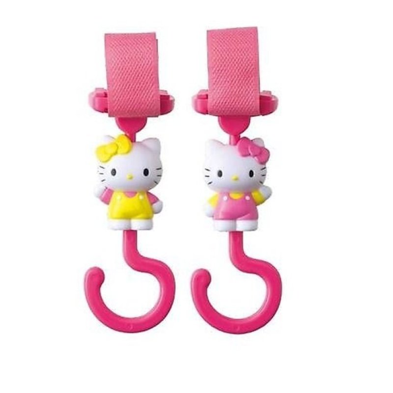 Sanrio Hello Kitty Stroller Baby Infant Car Hook for Bag Carrier from Japan Singapore