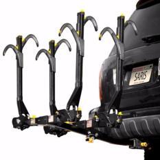 Saris Freedom Superclamp 4-Bike Hitch Rack