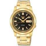 Discount Seiko 5 Men S Gold Stainless Steel Strap Watch Snkk22K1 Seiko On Singapore