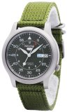 Who Sells Seiko 5 Military Automatic Nylon Mens Watch Snk805K2
