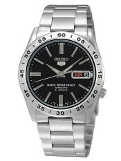 Seiko 5 SNKE01K1 Automatic Stainless Steel Black Dial Analog Men's Casual Watch