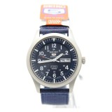 Buy Seiko 5 Sport Snzg11J1 Automatic Japan Blue Nylon Analog Men S Casual Watch Cheap On Singapore