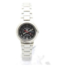 Seiko 5 SYME51K1 Automatic Black Dial Stainless Steel Ladies Analog Casual Watch