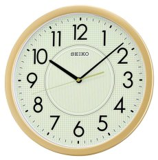 Seiko Analog Luminous Wall Clock Qxa629G Free Shipping